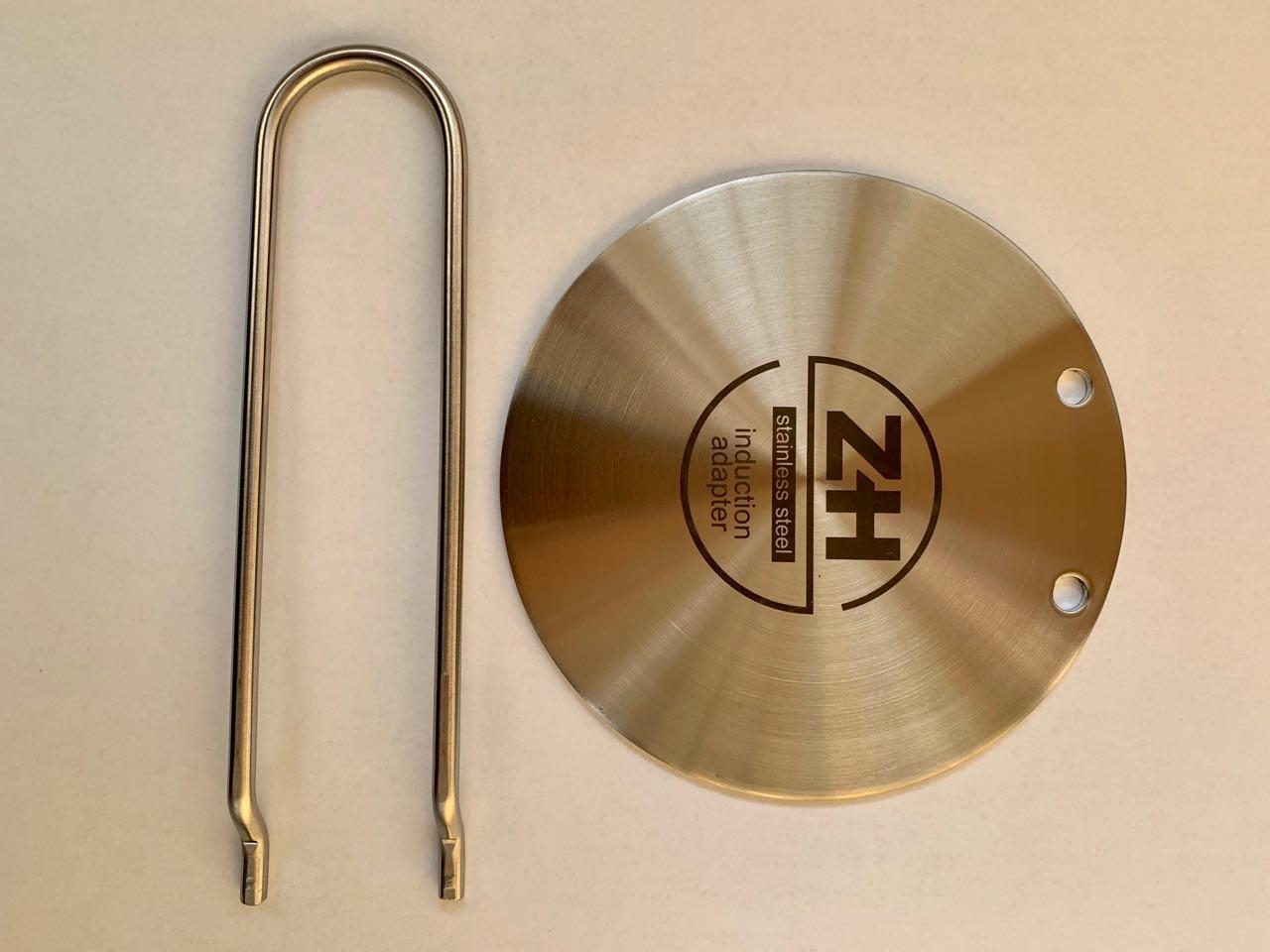 Подставка-адаптер ZH для турки под индукционную плиту