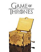 "Музыкальная шкатулка ""Game of Thrones - Игра Престолов"" (Оранж)"