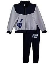 Дитячий спортивний костюм на зріст 116-122 см