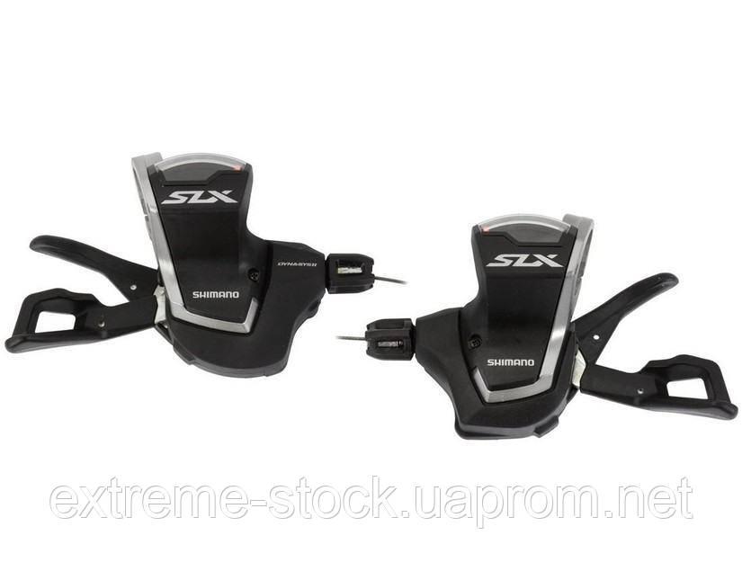 Манетки Shimano SLX SL-M7000, 2/3x11, RapidFire Plus