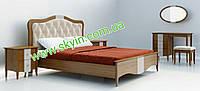 Спальный комплект София из массива ясеня, фото 1