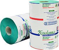Бумажные полотенца Каховинка 135*215мм 80мет цветное