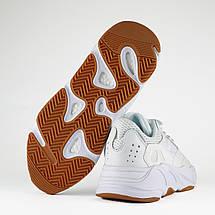 Кроссовки женские Adidas Yeezy Boost 700 Wave Runner (белые) Top replic, фото 2