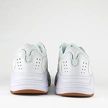 Кроссовки женские Adidas Yeezy Boost 700 Wave Runner (белые) Top replic, фото 3