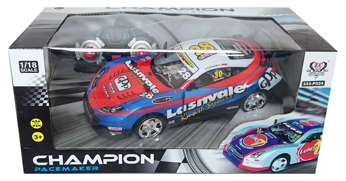 Спортивная машина Champion Pacemaker  на радиоуправлении 333-P024