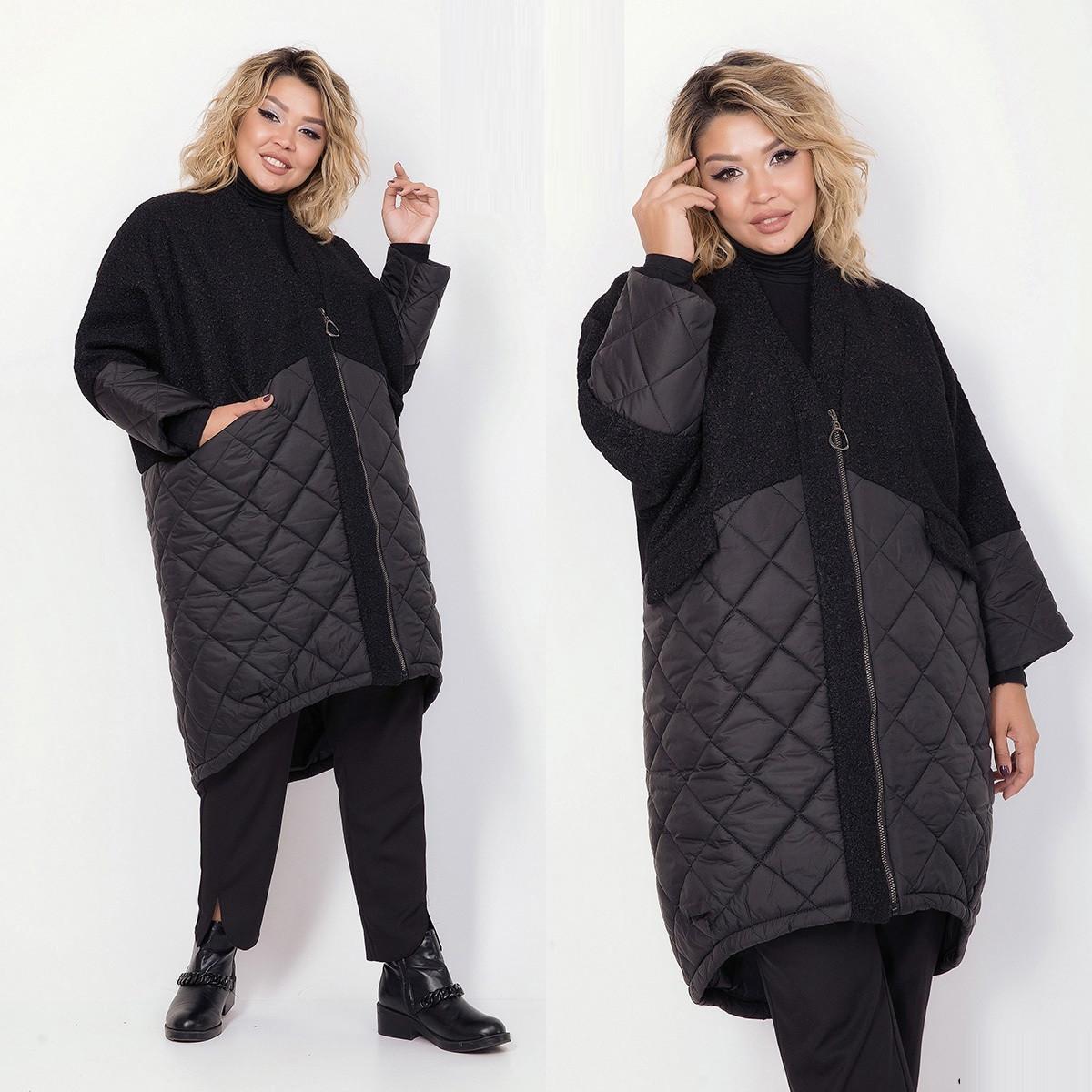Стильное женское пальто 05042