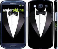 "Чехол на Samsung Galaxy S3 Duos I9300i Смокинг ""1161c-50"""