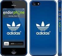 """Чехол на iPhone 5s Adidas 5 """"999c-21"""""""