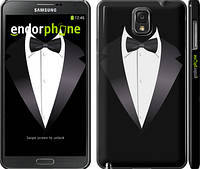 "Чехол на Samsung Galaxy Note 3 N9000 Смокинг ""1161c-29"""
