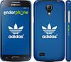 "Чехол на Samsung Galaxy S4 mini Adidas 5 ""999c-32"""