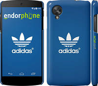 "Чехол на LG Nexus 5 Adidas 5 ""999c-57"""