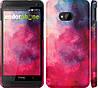 """Чехол на HTC One M7 Мазки краски """"2716c-36"""""""