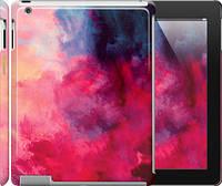 """Чехол на iPad 2/3/4 Мазки краски """"2716c-25"""""""
