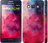 """Чехол на Samsung Galaxy A3 A300H Мазки краски """"2716c-72"""""""