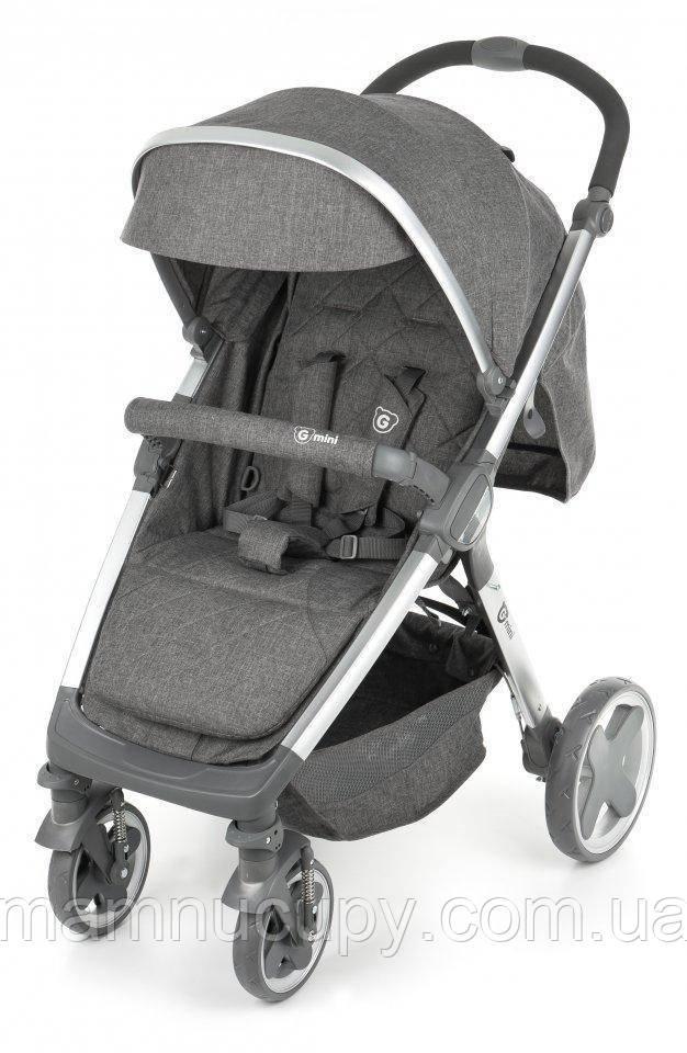 Детская прогулочная коляска G-mini Trend Platina