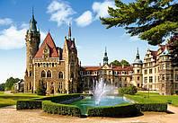 Пазл Сastorland на 1500 элементов Мошненский замок, фото 1