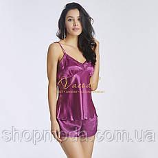 Атласная пижама, фото 3