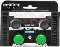 Набор накладок KontrolFreek на стики FPS KontrolFreek GamerPack Classic для PS4 (4 накладки (Арт. 30113))