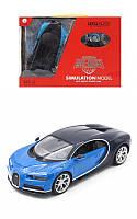 Металло-пластиковая машина Bugatti Veyron на радиоуправлении JT0133