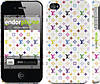 "Чехол на iPhone 4 Louis Vuitton 1 ""454c-15"""