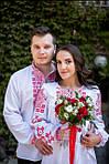 Вишиванки для наречених із Коломиї
