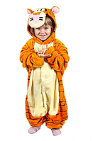 Пижама кигуруми Детские тигр, фото 1