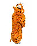 Пижама кигуруми Детские тигр, фото 2
