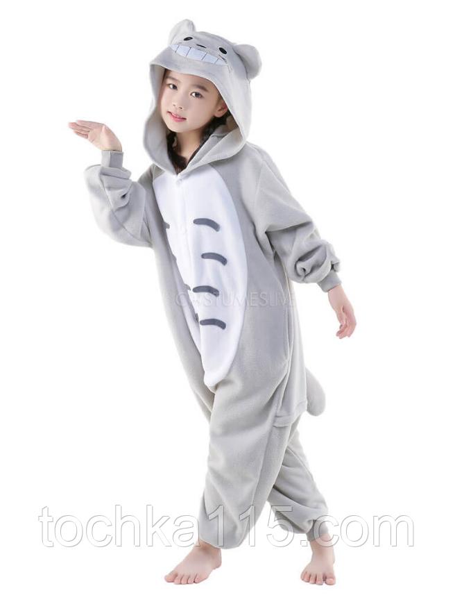 Пижама кигуруми Детские тоторо