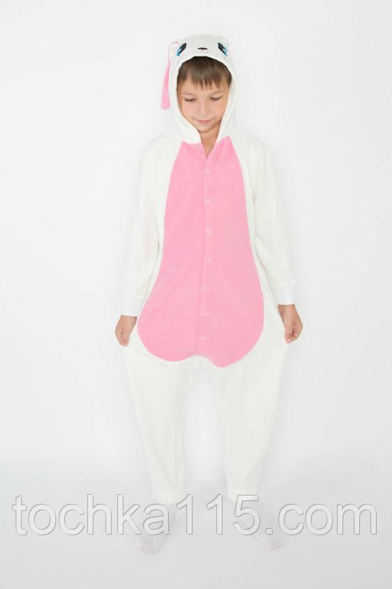 Пижама кигуруми Детские заяц