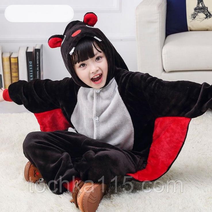 Пижама кигуруми Детские летучая мышь