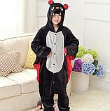 Пижама кигуруми Детские летучая мышь, фото 2