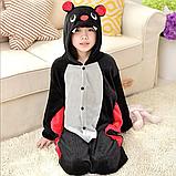 Пижама кигуруми Детские летучая мышь, фото 3