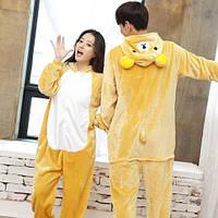 Пижама кигуруми мишка, стильная пижама медвежонок, фото 1