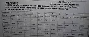 Купальник SAME GAME 1986 Малибу(есть 28 30 32 34 36 размеры), фото 2