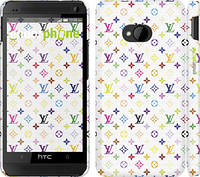 "Чехол на HTC One M7 Louis Vuitton 1 ""454c-36"""