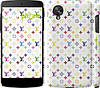 "Чехол на LG Nexus 5 Louis Vuitton 1 ""454c-57"""