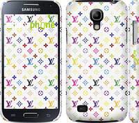 """Чехол на Samsung Galaxy S4 mini Louis Vuitton 1 """"454c-32"""""""