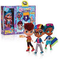 Набор кукол Хэрдораблс мальчик и девочка Hairdorables HairDUDEables Collectible BFF He and She Dolls Series 1