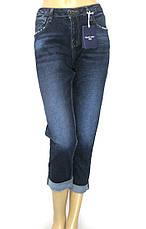 Жіночі джинcи бойфренд великі розміри Туреччина, фото 2