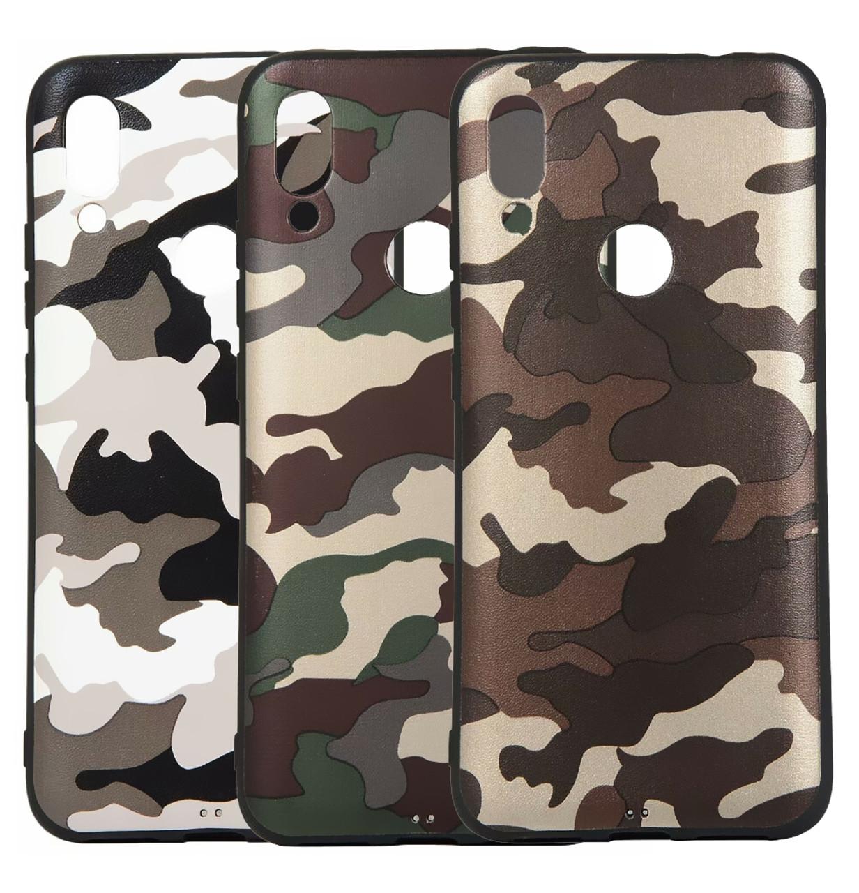 Чехол-накладка TPU Military для Xiaomi Redmi 7