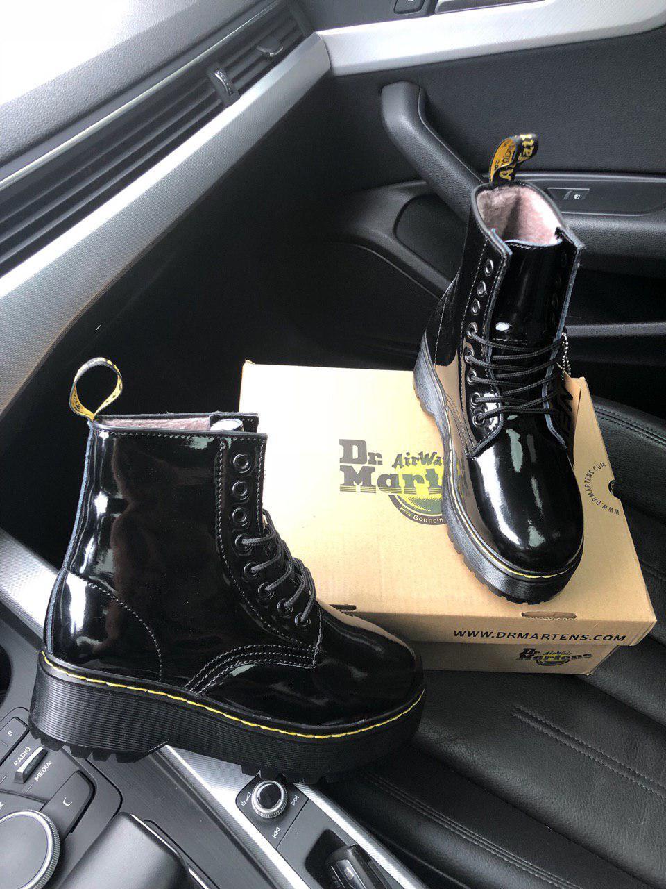 Стильные ботинки DR. Martens На меху (ЗИМА)