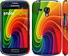 "Чехол на Samsung Galaxy S3 mini Радужный вихрь ""747c-31"""