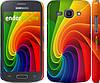 """Чехол на Samsung Galaxy Ace 3 Duos s7272 Радужный вихрь """"747c-33"""""""