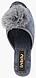 Тапки женские Inblu RR-1X  Серые, фото 3