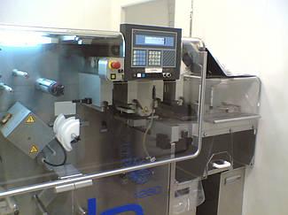 Автоматическая линия по производству блистерной упаковки для фармацевтической продукции. 2