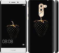 """Чехол на Huawei GR5 2017 Черная клубника """"3585c-473-20760"""""""