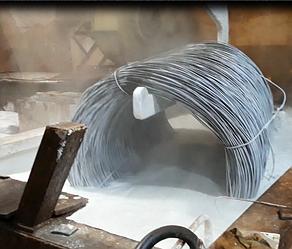 Автоматизация волочильного стана (протяжного стана) для производства проволоки. 5