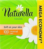 Щоденні прокладки Naturella (100шт.) в асортименті