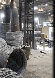 Автоматизация волочильного стана (протяжного стана) для производства проволоки. 7