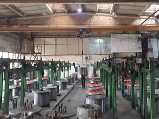 Автоматизация волочильного стана (протяжного стана) для производства проволоки. 9